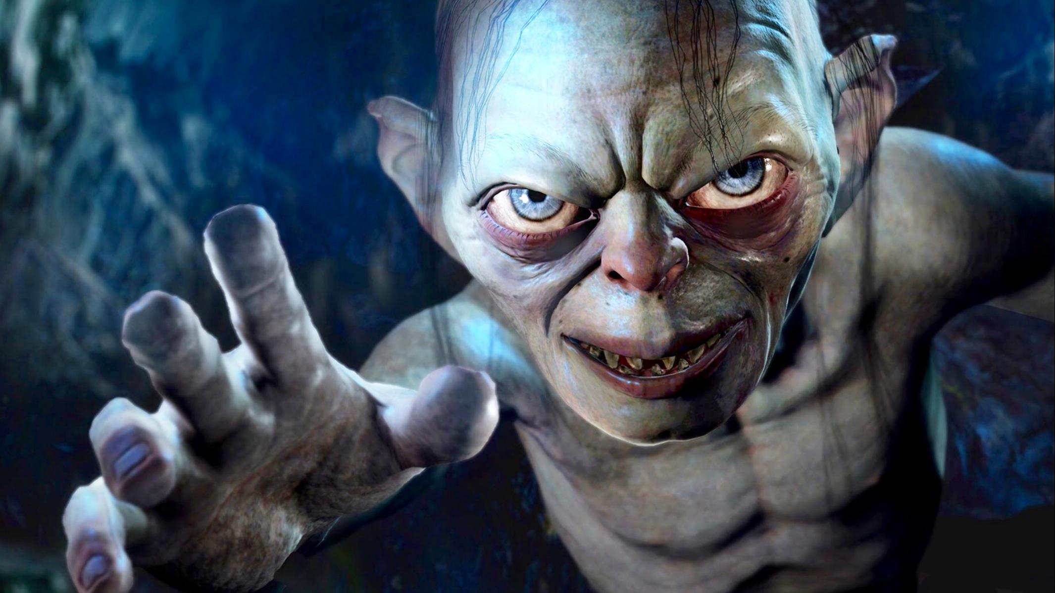 Игру о Голлуме из «Властелина колец» отложили до 2022