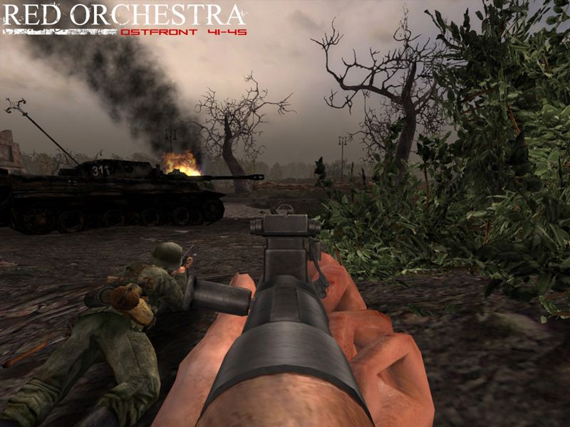Red orchestra 2 heroes of stalingrad - дата выхода системные.