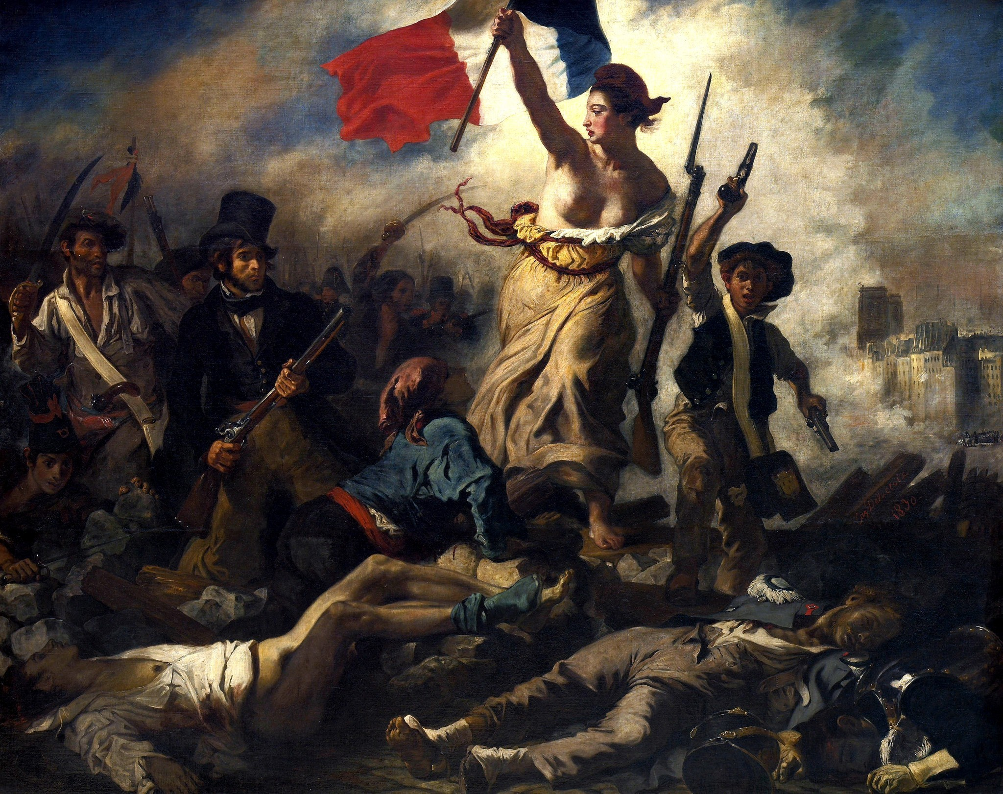 the different factors that contributed to the french revolution What economic factors contributed to the french revolution france's tax system, the cost of foreign wars and the personal court expenditures of louis xvi were all important contributing factors to the french revolution.