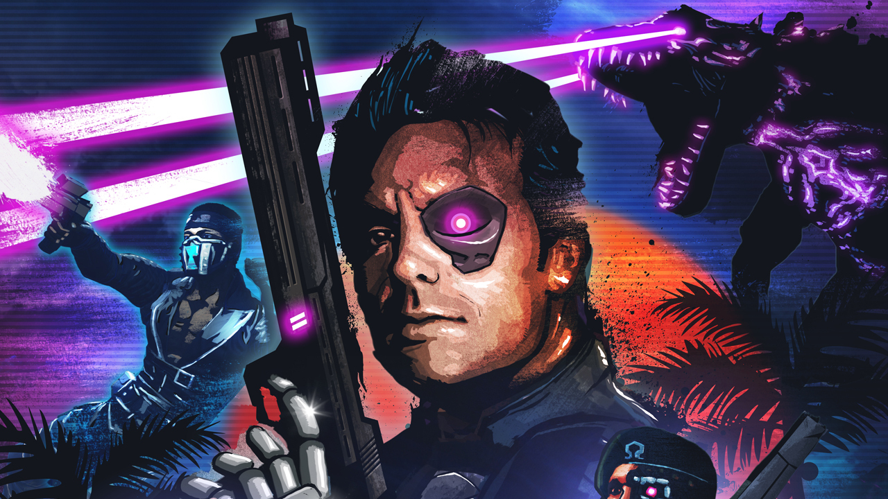 ����� ���� FAR CRY 3: BLOOD DRAGON