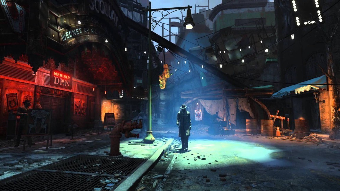 Fallout 4 �� ������ �� Xbox 360 � PS3