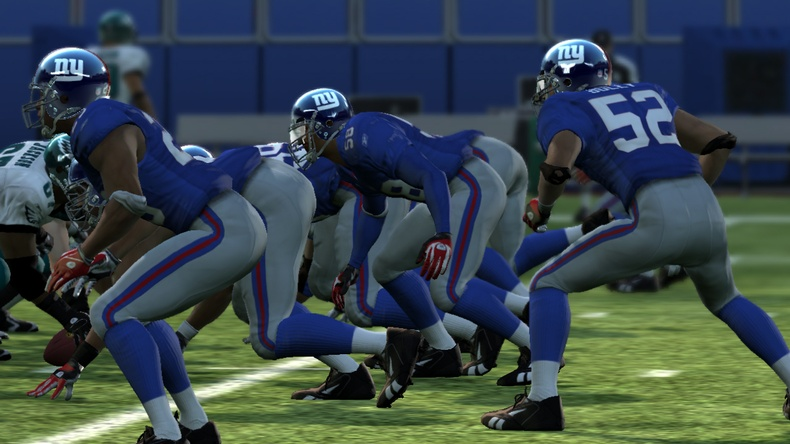 Madden NFL 2010 Review presentation is key.