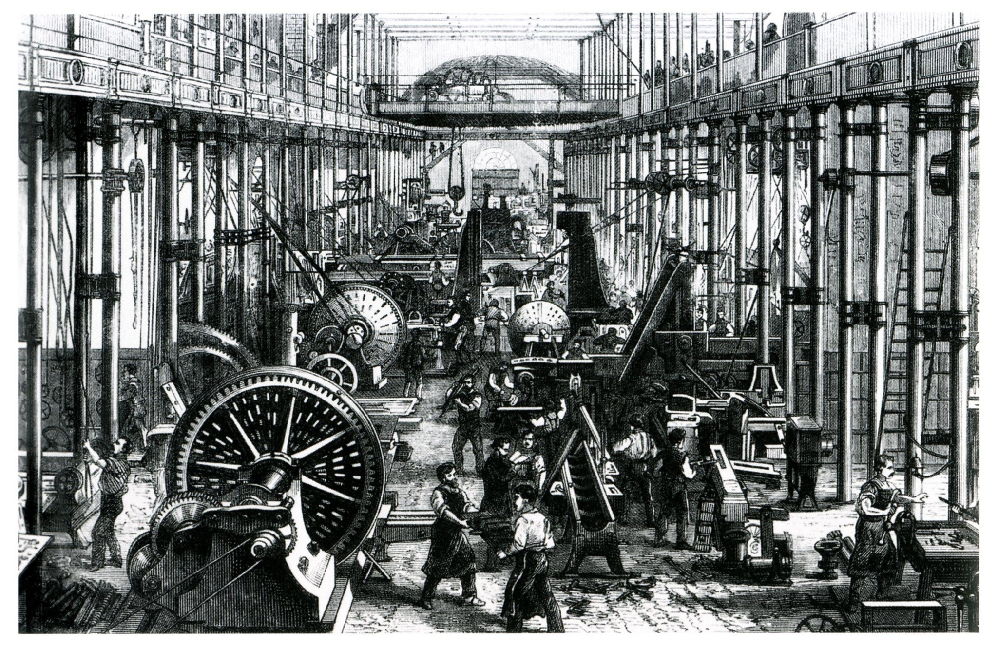 industrial revolution and new immigration Immigrants in the 1800's had a tough time a lot of them had a language barrier the industrial revolution started before the civil war and.