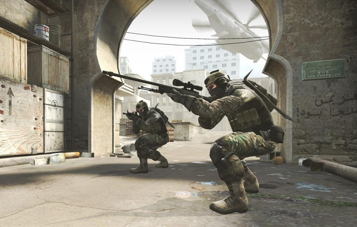 an analysis of counter strike a computer games Counter-strike team-based action game where you engage in terrorist warfare to defeat enemies and rescue hostages.