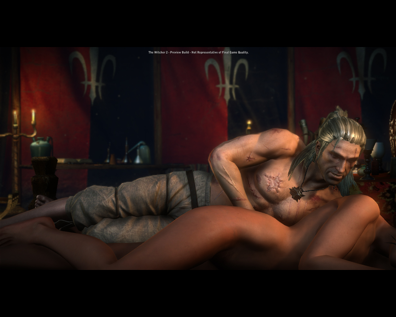 Sex card uncensored the witcher 3 erotic download