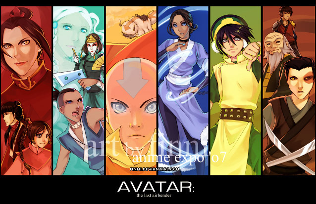 Nickelodeon Avatar: The Last Airbender - The Promise