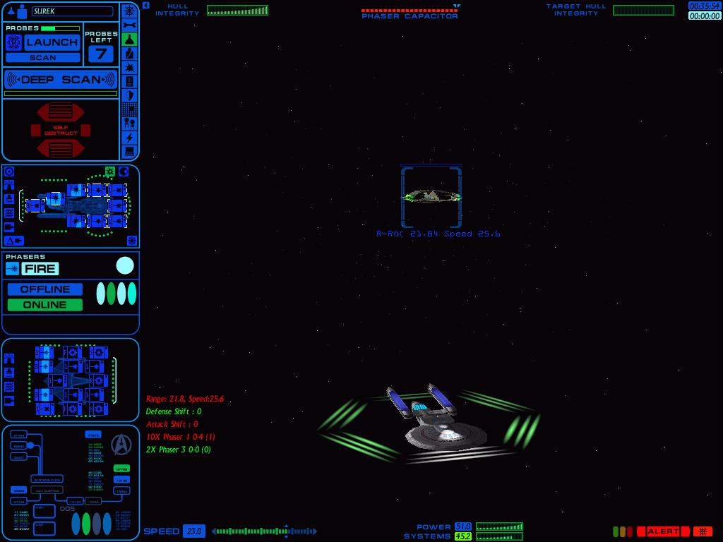 Star Trek: Starfleet Command Volume 2 - Empires at War