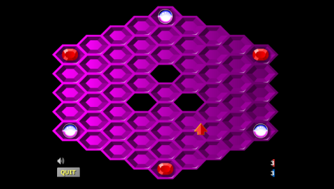play hexagon a free online game on kongregate - 601×339