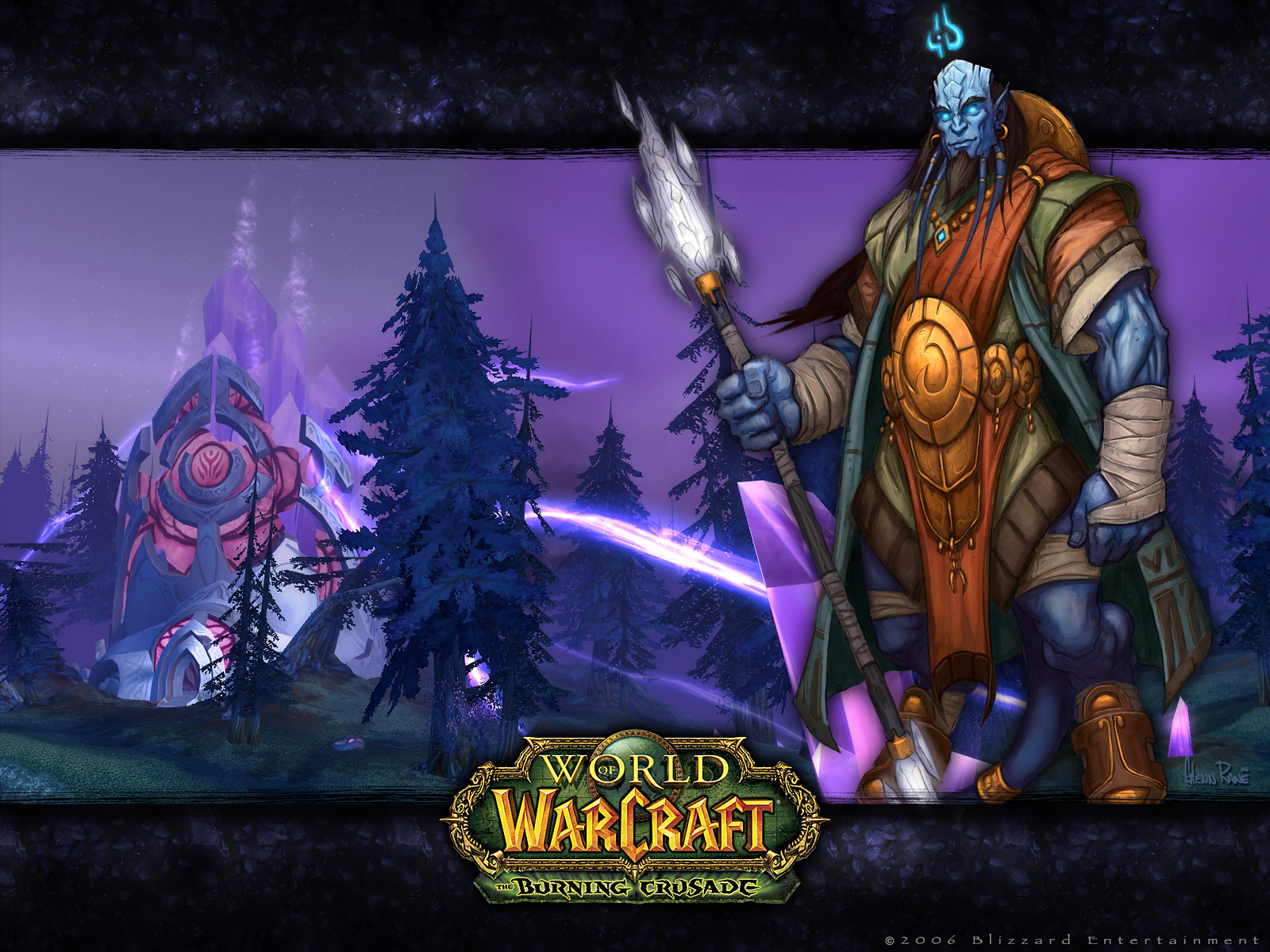 Game Бесплатно HD for Wallpapers. Игры wow tbc 006.