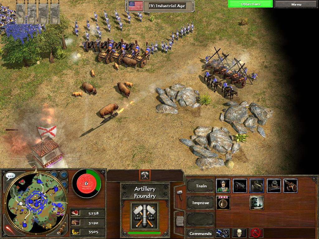 Ages Of Empires 3 Cheats