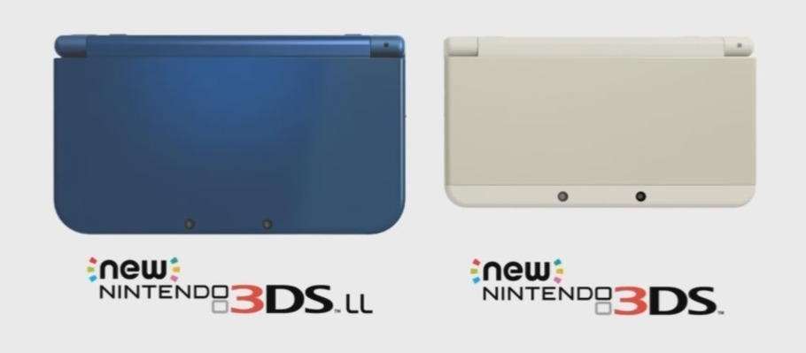 New Nintendo 3DS, или какой должна была быть консоль на старте