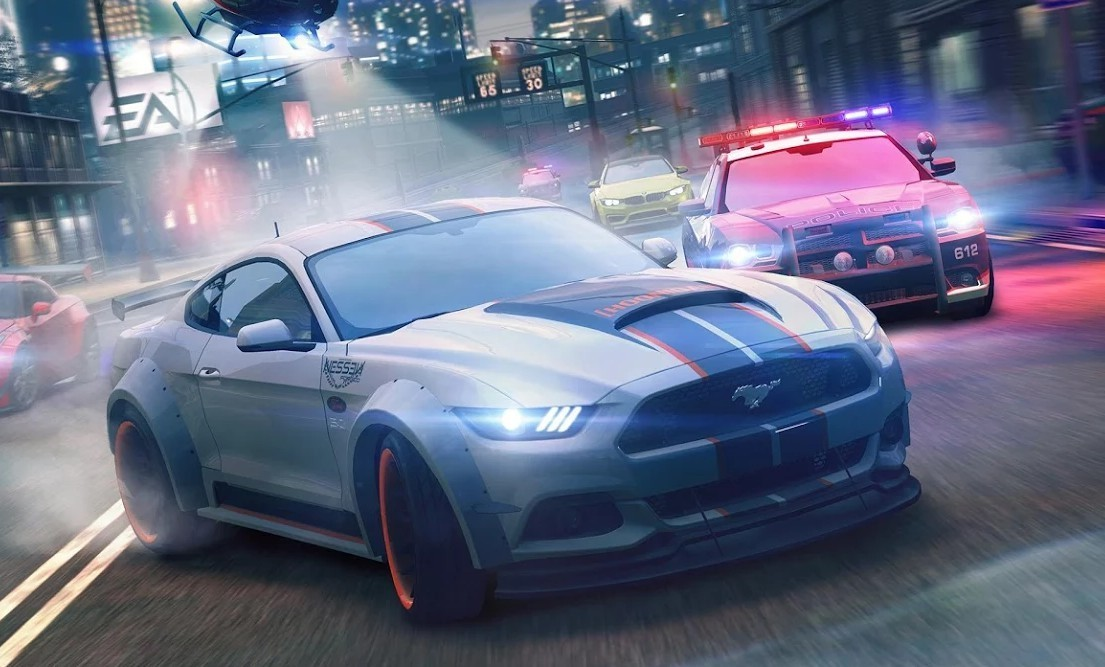 Game Need for Speed™ No Limits APK for Windows Phone ...