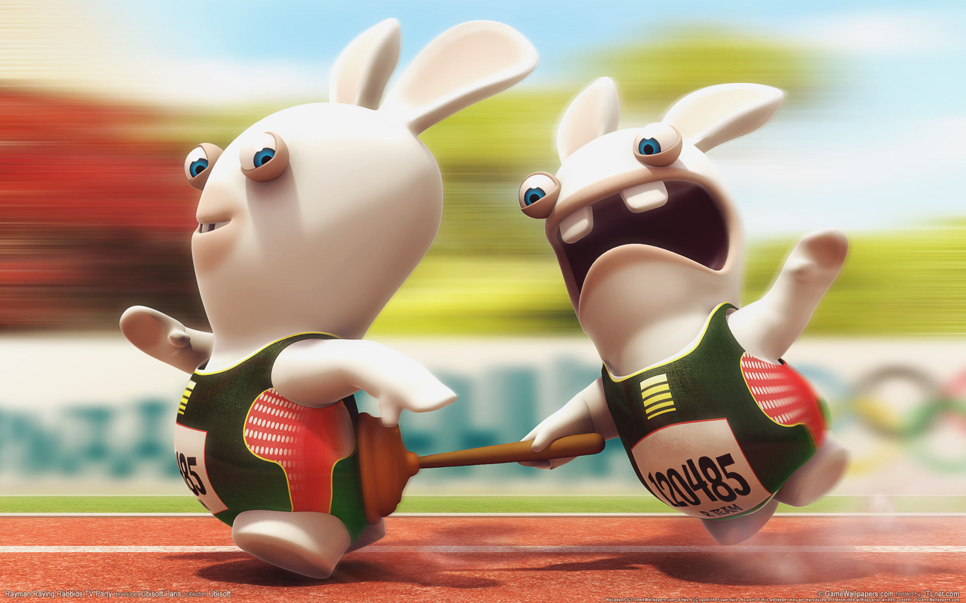 Вырезал, бешеные кролики прикольные картинки