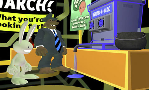 Pc system requirements for sam  max episode 103: the mole, the mob and the meatball