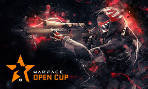 "LAN-финал Warface ""Open Cup: Season 11""!"