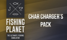 Fishing Planet: Char Charger's Pack