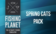 Fishing Planet: Spring Cats Pack