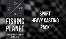 Fishing Planet: Sport Heavy Casting Pack