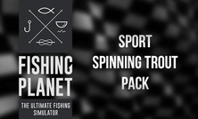 Fishing Planet: Sport Spinning Trout Pack